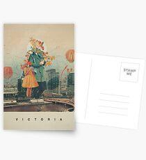 Victoria Postkarten