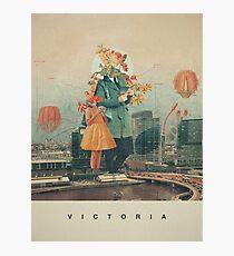 Victoria Photographic Print
