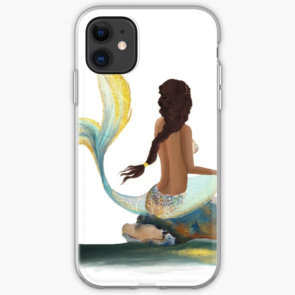 Samaya the Mermaid iPhone Soft Case