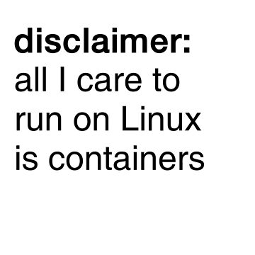 linux containers by garci66