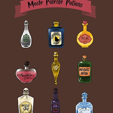 Moste Potente Potions by Jeannette11