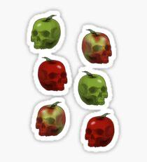 Poison Apples  Sticker