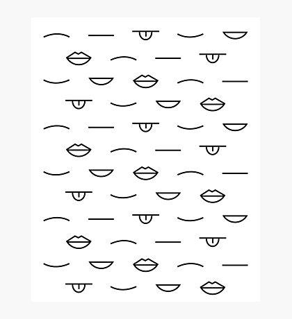 Mouths Impression photo