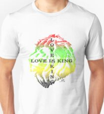 Love is King Lion T-Shirt