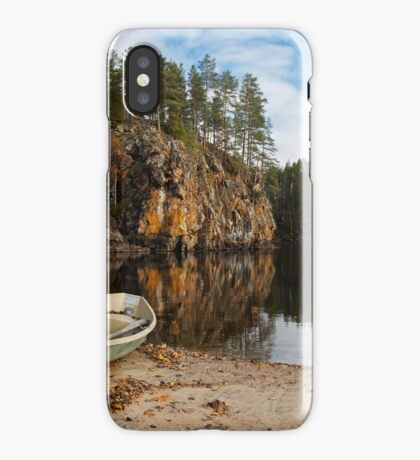 Oulanka National Park iPhone Case