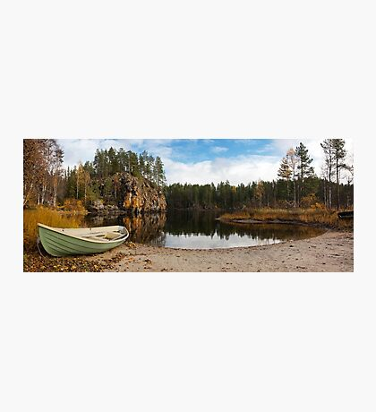 Oulanka National Park Photographic Print