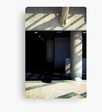 in praise of shadow  Canvas Print
