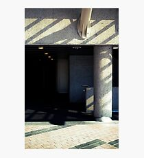 in praise of shadow  Photographic Print