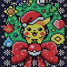 A Merry Mousey Christmas by Gilles Bone