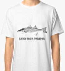 striper. Classic T-Shirt