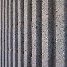 Ribbed Wall by rdshaw