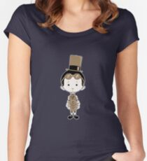 Little Inventor Women's Fitted Scoop T-Shirt