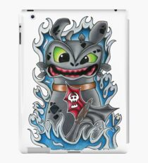 Toothless How To Train Your Dragon iPad Case/Skin