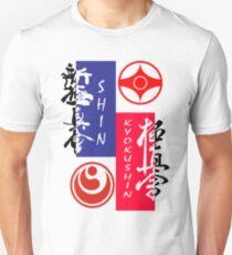 Kyokushin shinkyokushin  Unisex T-Shirt