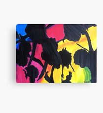 Abstract 101917 Canvas Print