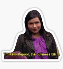 Kelly Kapoor Sticker