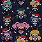 A Merry Senshi Christmas by Gilles Bone