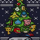 A Classic Gamer Christmas by Gilles Bone