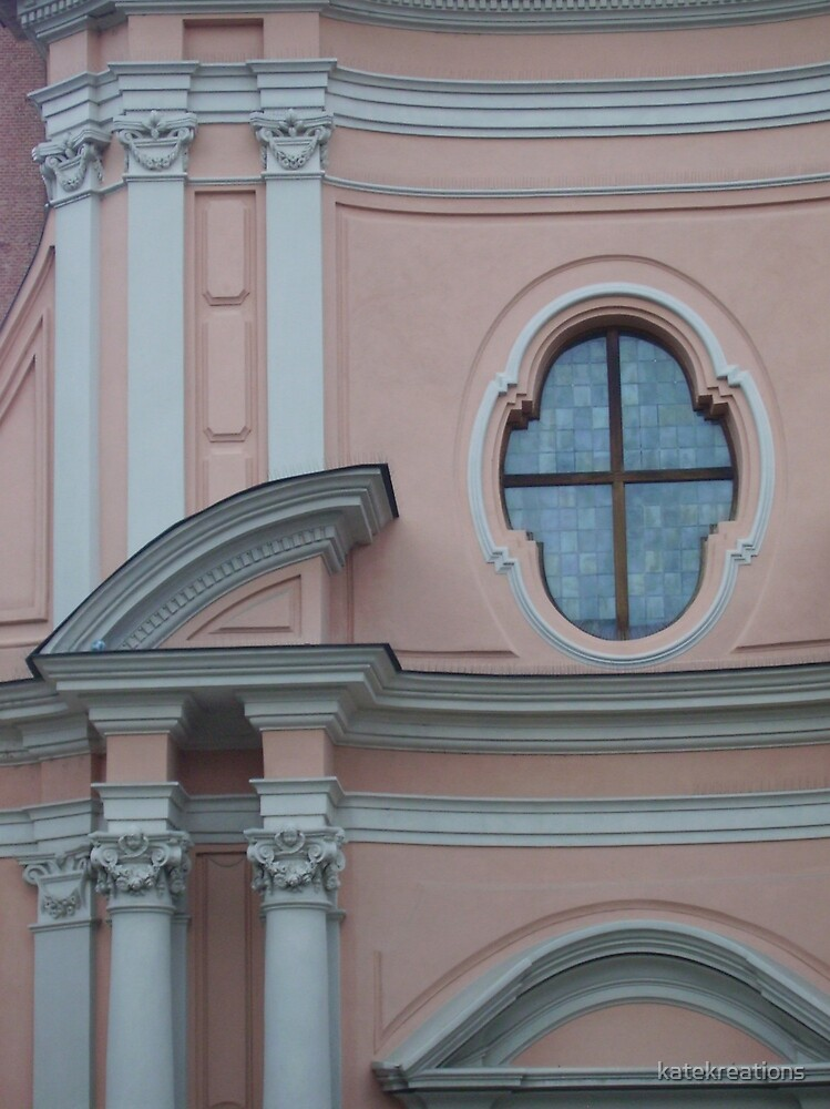 Detail Church in Canale Northern Italy by katekreations