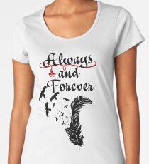 Klaus. Always and Forever. Women's Premium T-Shirt