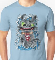 Toothless How To Train Your Dragon T-Shirt