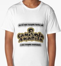 Camisola amarela Long T-Shirt