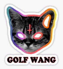 Golf Wang - Cat - Odd Future Sticker