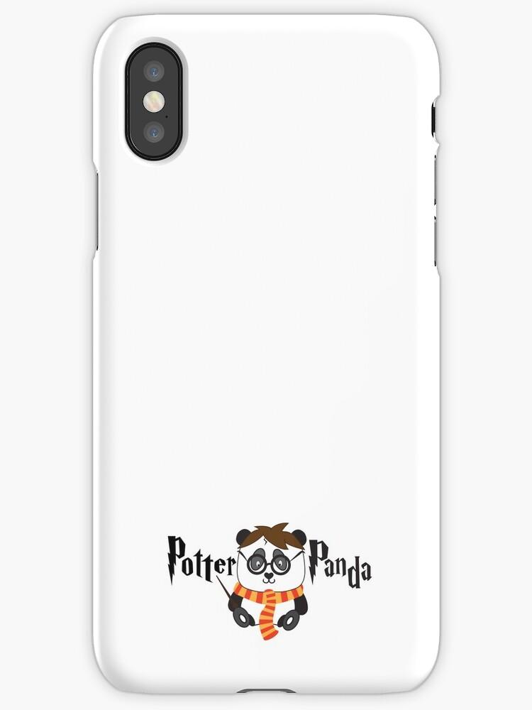 Potter Panda by Trixielikafox