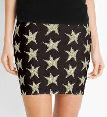 Steampunk Star Mini Skirt