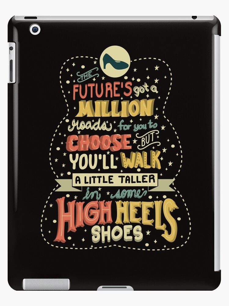 Musical Theatre Quote Ipad Cases Skins By Ksuann Redbubble