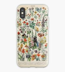 Adolphe Millot fleurs A iPhone Case