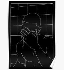 Frank Ocean — Blond Poster