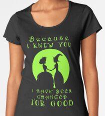 I Knew You... Women's Premium T-Shirt