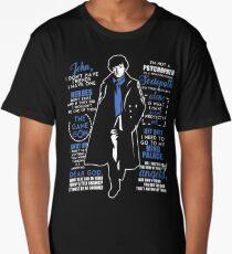Quotes. V2.0 Long T-Shirt