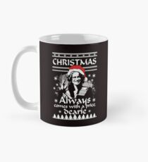 Christmas Always Comes With A Price, Dearie. Mug
