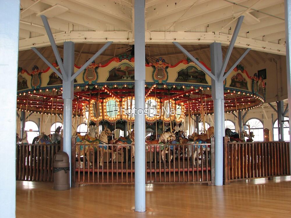 Carousel II by PhotosbyNan