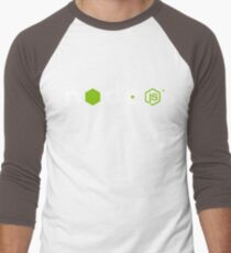 Node.js Men's Baseball ¾ T-Shirt