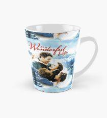 It's a Wonderful Life scene Tall Mug