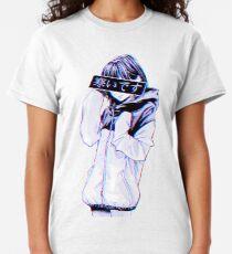 COLD - Sad Japanese Aesthetic Classic T-Shirt