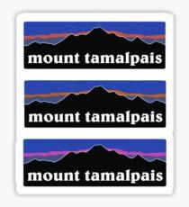 Mount Tamalpais  Sticker
