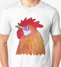 Rooster Thanksgiving T-Shirt