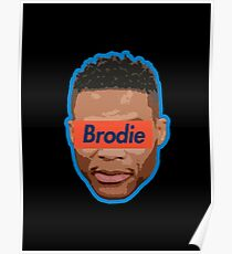 Brodie 3 Poster