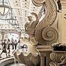 Casino Las Vegas - Fountain & Architectural Detail by Buckwhite