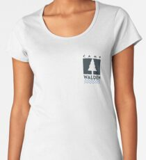 Camp Walden Women's Premium T-Shirt