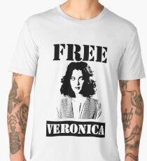 Free Veronica Men's Premium T-Shirt