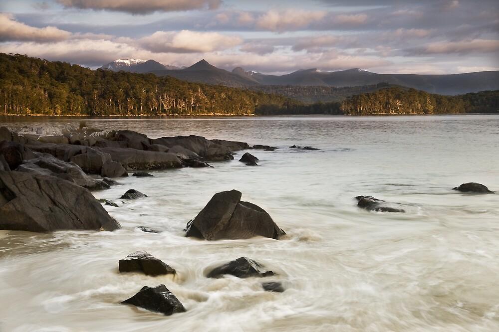 Cockle Creek, Tasmania by vickyann