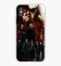 this the hunt shadowhunters iPhone Case