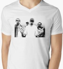 CYPRESS HILL  -  D90 Rap Collection. Men's V-Neck T-Shirt
