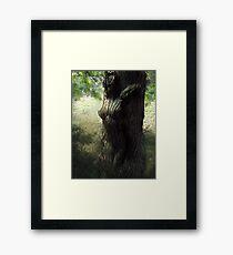 Olivia Framed Print