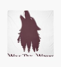 Wolf Den Winery v1 Scarf